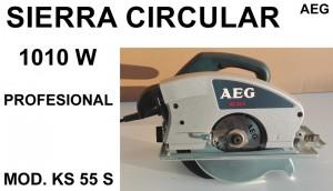 SIERRA CIRCULAR PROFESIONAL 1010 W AEG (1)