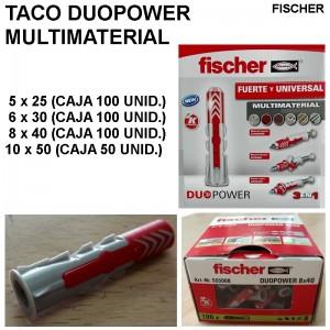 TACO DUOPOWER MULTIMATERIAL FISCHER