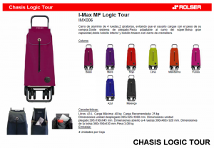 CARRO MOUNTAIN I-MAX MF LOGIC TOUR (IMX-006) ROLSER