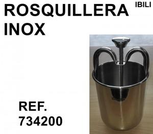 ROSQUILLERA INOX IBILI