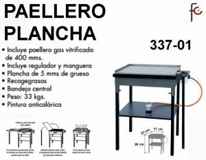 PAELLERO PLANCHA FC