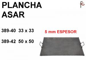 PLANCHA ASAR FC
