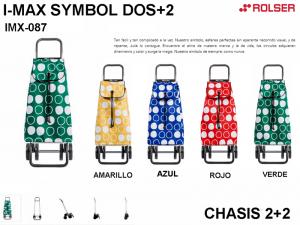 CARRO MOUNTAIN IMAX SYMBOL 2+2 (IMX-087) ROLSER