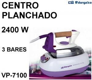 CENTRO PLANCHADO VP-7100 ORBEGOZO