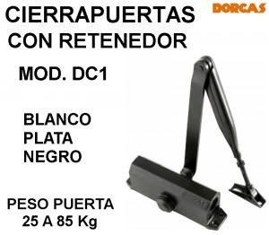 CIERRAPUERTAS C-RETENEDOR DORCAS