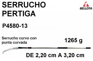 SERRUCHO PERTIGA BELLOTA