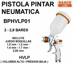 PISTOLA PINTAR NEUMATICA BAHCO